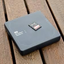 My Passport Wireless Pro All Lights Blinking Accessory Review Western Digital My Passport Wireless Pro