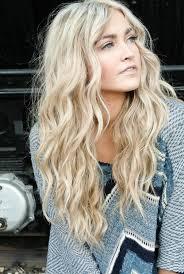 Coiffure Femme Cheveux Longs Blonds