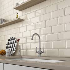 Cream Gloss Kitchen Tile Cream Metro Tiles Buy Metro Gloss Cream Tiles Victorian Plumbing