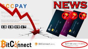 bcc crash bccpay debit card bitconnect roadmap 2018