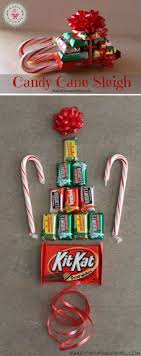 Best 25+ Christmas candy crafts ideas on Pinterest   Candy crafts ...