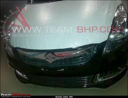 new car launches team bhpTeamBHP SCOOP Maruti Dzire Facelift caught uncamouflaged EDIT