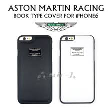 aston martin racing logo. aston martin racing official licensed products iphone6 47 inch dedicated leather rear case back logo