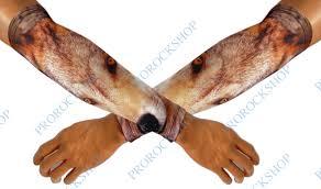 Návleky Na Ruce Tetování Pes Prorockshop