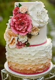 add colour to your wedding cake jimbour events blog Wedding Cake Toppers Toowoomba toowoomba wedding venue Romantic Wedding Cake Toppers