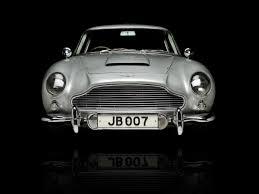 James Bond S Aston Martin Cincinnati Business Courier