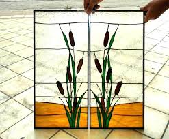 stained glass kitchen cabinet doors kitchen cabinet door glass inserts amazing glass inserts for kitchen cabinet