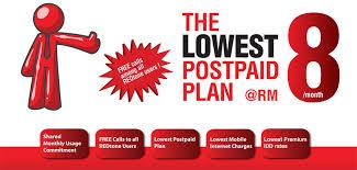 Image result for redone postpaid paling murah buat masa ini