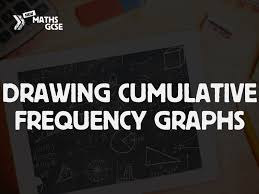 drawing ulative frequency graphs complete lesson