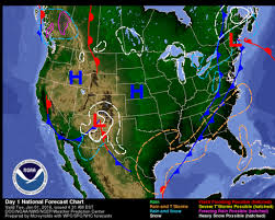 Wpc Daily Forecast Map Archive
