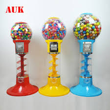 Gum Vending Machines Sale Inspiration Best Seller Capsule Toys Gum Gumball Candy Bouncy Ball Spiral