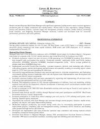 Property Management Resume Examples Real Estate Receptionist Job