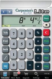 carpenter s helper is an advanced construction calculator mobile app for builders architects engineers contractors and diyers show caption hide caption