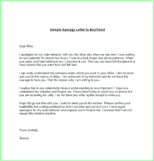 Apology Letter For Your Boyfriend Writing A To In Rehab