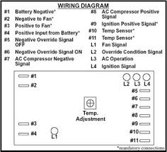 flex a lite fan controller wiring diagram flex lt1 ls1 electric fans conversion how to articles gmc4x4 on flex a lite fan controller wiring
