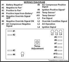 flexalite fan wiring diagram flexalite image lt1 ls1 electric fans conversion how to articles gmc4x4 on flexalite fan wiring diagram