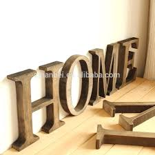 interior large wall letters rustic shabby chic wooden great decorative extraordinay 7 large decorative
