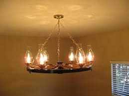 full size of glamorous wagon wheel chandeliers amish country ore how to make chandelier