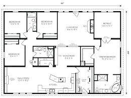 four bedroom modular homes 4 bedroom open floor plans open floor plan modular homes inspirational 4