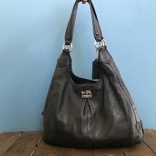 Coach Madison hobo shoulder bag, similar to