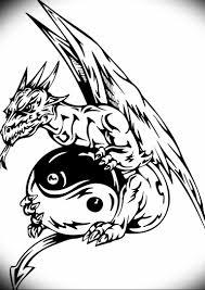 Photo Yin Yang Tattoo Sketch 1 15072019 026 Yin Yang Tattoo