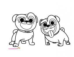 Coloring Bingo Stvx Disneys Puppy Dog Pals Bingo And Rolly