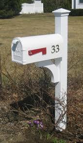 aluminum mailbox post. MB950 Post: 4\ Aluminum Mailbox Post