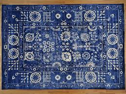 amazing blue persian rug