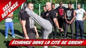 Franck Ropers à La Rencontre Des Jeunes Des Cités