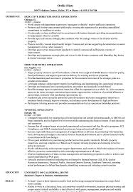Hotel Job Resume Sample Hotel Operations Resume Samples Velvet Jobs 21