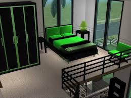 Black And Lime Green Bedroom Ideas