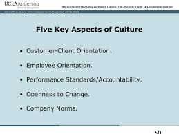 customer orientation examples culture examples
