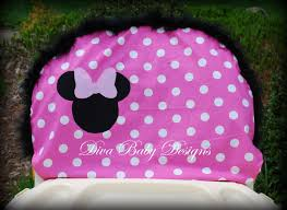 girls high chair decorations minnie high chair cover only in red or pink girls first second