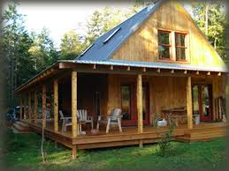 Owner Built House  Cabin and Barn Kits from Shelter Kit®