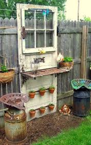 using old doors in the garden excellent ideas from flea market gardening org many ideas for your garden