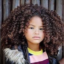 cute curly natural hairstyles for little black s