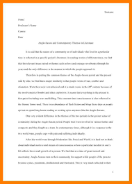 english essay format example teller resume 5 english essay format example