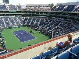 Indian Wells Tennis Seating Chart Stadium Wells Loge Seating Picture Of Indian Wells Tennis