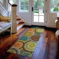 multicolor runner rug rugs bright colors circles pinwheel multi runner inch x 8 multi coloured runner rug uk