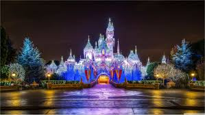 Disney World Christmas 4k Wallpapers ...