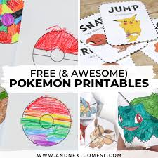 This app also leads those titlespixel art maker pixel art painter, pixel art converter, picel art pixle coloring, colar number, pixal art, sprite. Free Pokemon Printables For Kids And Next Comes L Hyperlexia Resources