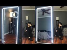 affordable light up full mirror