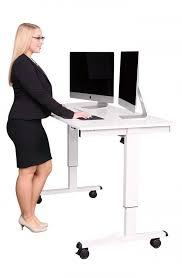 60 electric stand up desk stand up desk desk stand up