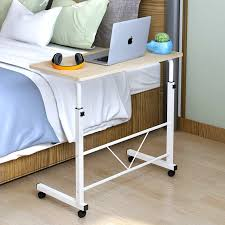 Computer desk small Narrow Simple Computer Desk Laptop Table Sofa Side End Table For Office Coffee Table Small Table Movable Living Room Beside Bedroom Aliexpresscom Imallcom Imall Simple Computer Desk Laptop Table Sofa Side End Table For Office
