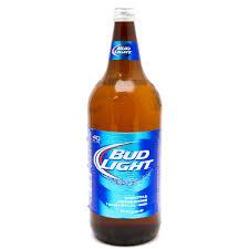 16 Ounce Bud Light Bud Light Beer 40oz Bottle