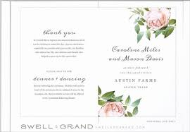 Free Microsoft Word Wedding Program Template Wedding Programs Free Template Elegant Free Printable