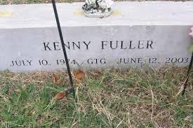 FULLER, KENNY - Sebastian County, Arkansas | KENNY FULLER - Arkansas  Gravestone Photos