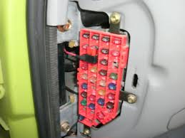 how to power window swap using oem parts ranger forums the step 13 now your going to want to run a constant hot from the battery i used the distribution block that is on the side of the fuse box for this