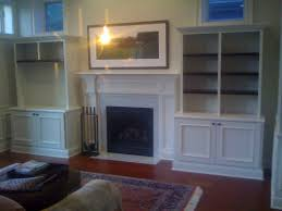 Wainscoting For Living Room Custom Built Ins And Wainscoting