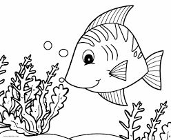 Select from 35450 printable coloring pages of cartoons, animals, nature, bible and many more. Free Printable Fish Coloring Pages For Kids